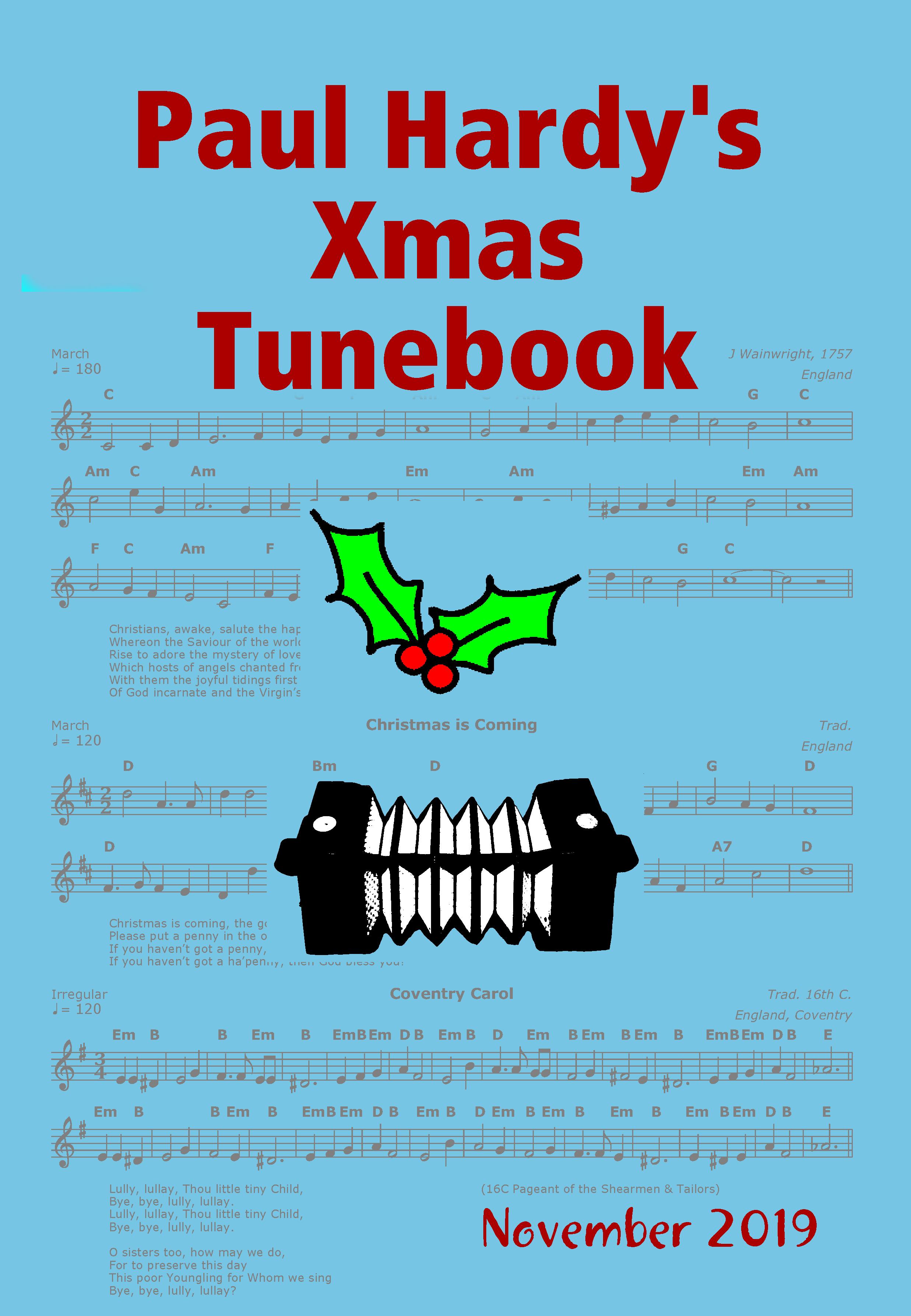 Paul Hardy's Tunebooks